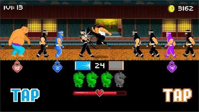 Kung Fu Fight Beat Em Up