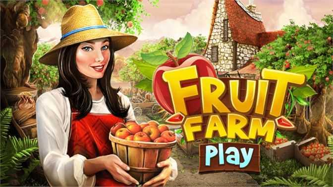 Hidden Object : Fruit Farm Work