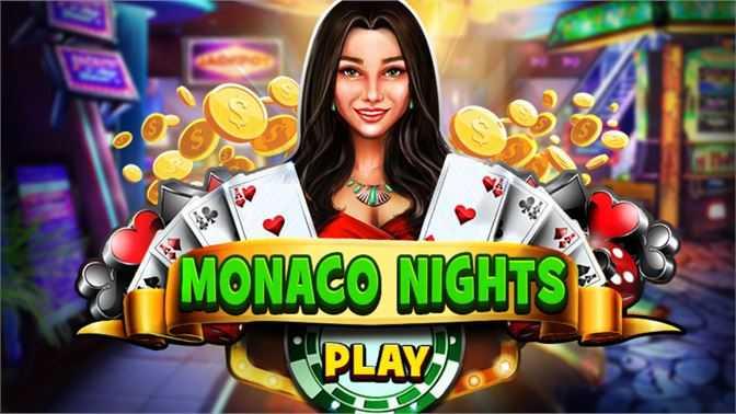 Hidden Object : Monaco Nights
