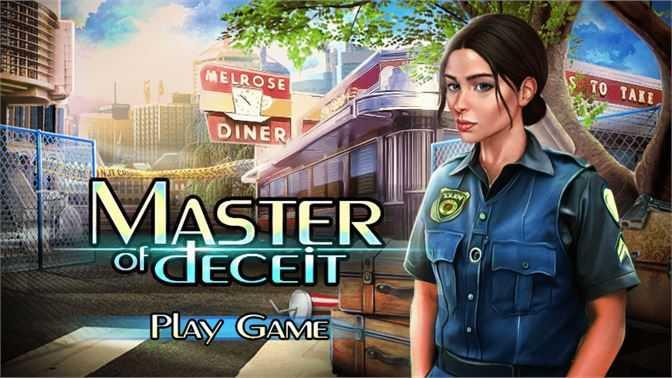 Hidden Object : Master of Deceit