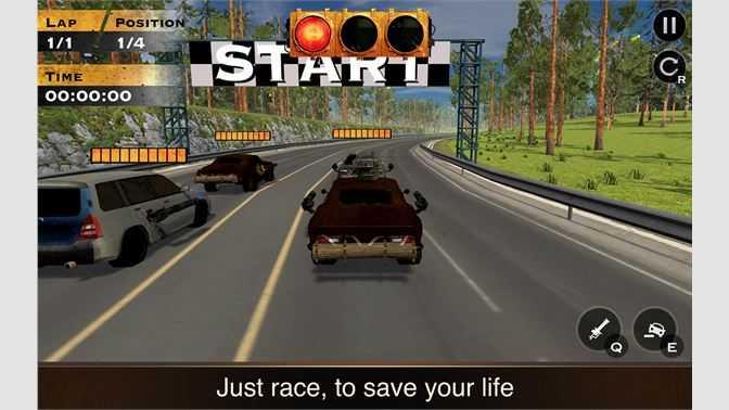 Mad Speed Race - Survival Simulator