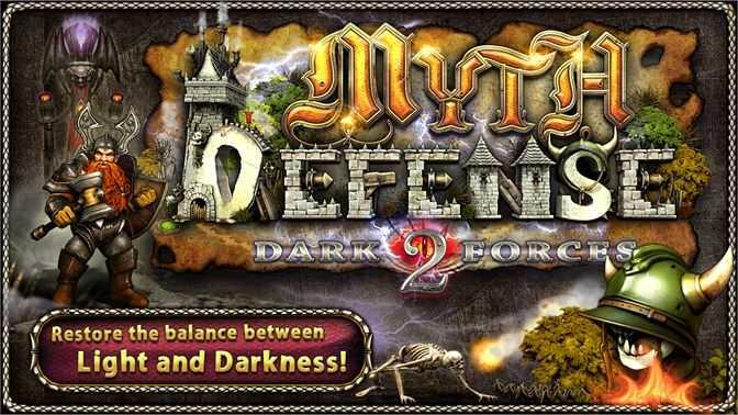 Myth Defense 2 DF