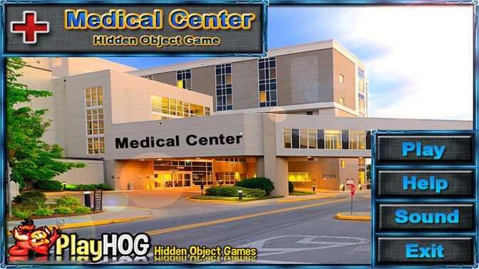 Medical Center - Hidden Object Games