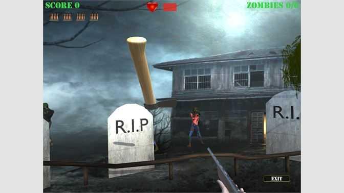 Zombie Apocalypse Attack