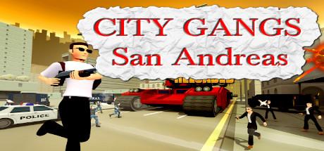 City Gangs San Andreas