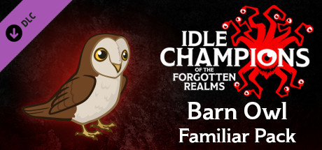 Idle Champions - Barn Owl Familiar Pack