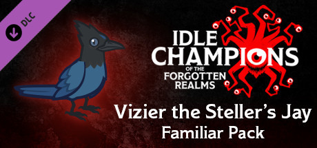 Idle Champions - Vizier the Steller's Jay Familiar Pack