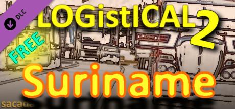 LOGistICAL 2 - Suriname (Xmas 2018)