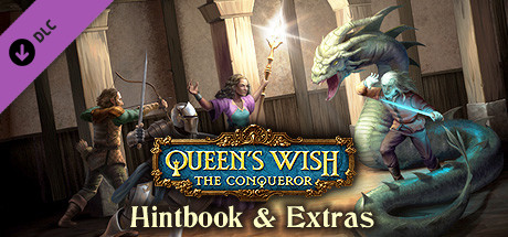 Queen's Wish Hintbook and Bonuses