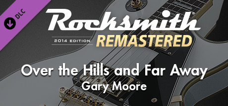 """Rocksmith 2014 Edition – Remastered – Gary Moore - """"Over the Hills and Far Away"""""""