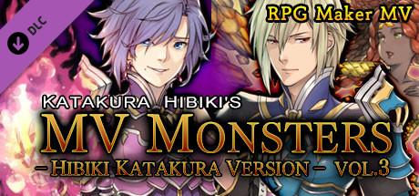 RPG Maker MV - Hibiki Katakura MV Monsters Vol.3