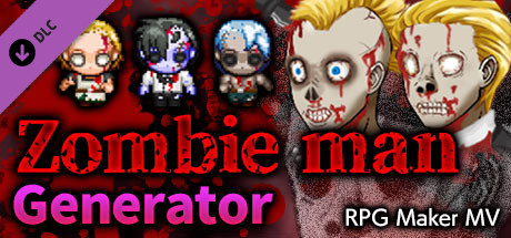 RPG Maker MV - Zombie man Generator