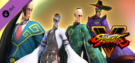 Street Fighter V - F.A.N.G Costume Bundle