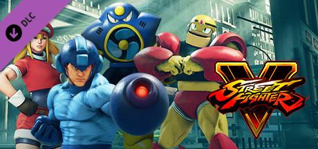 Street Fighter V - Mega Man Costume Bundle