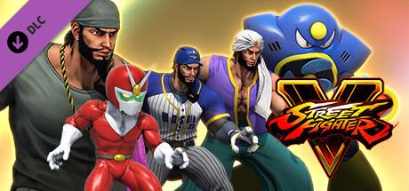 Street Fighter V - Rashid Costume Bundle