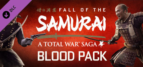 Total War Saga: FALL OF THE SAMURAI – Blood Pack