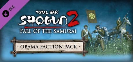 Total War Saga: FALL OF THE SAMURAI – The Obama Faction Pack