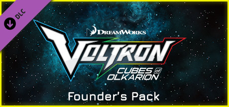 Voltron: Cubes Of Olkarion - Founder's Pack