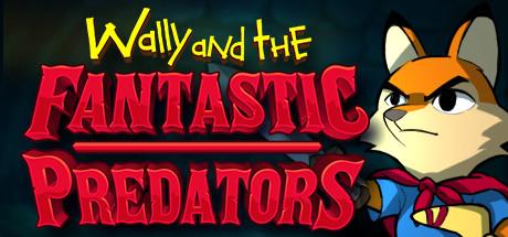 Wally and the FANTASTIC PREDATORS