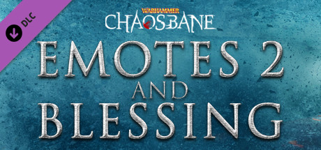 Warhammer: Chaosbane - Emotes 2 & Blessing