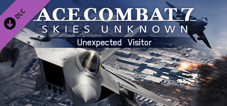 ACE COMBAT 7: SKIES UNKNOWN - Unexpected Visitor