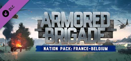 Armored Brigade Nation Pack: France - Belgium