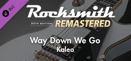 "Rocksmith 2014 Edition – Remastered – Kaleo - ""Way Down We Go"""