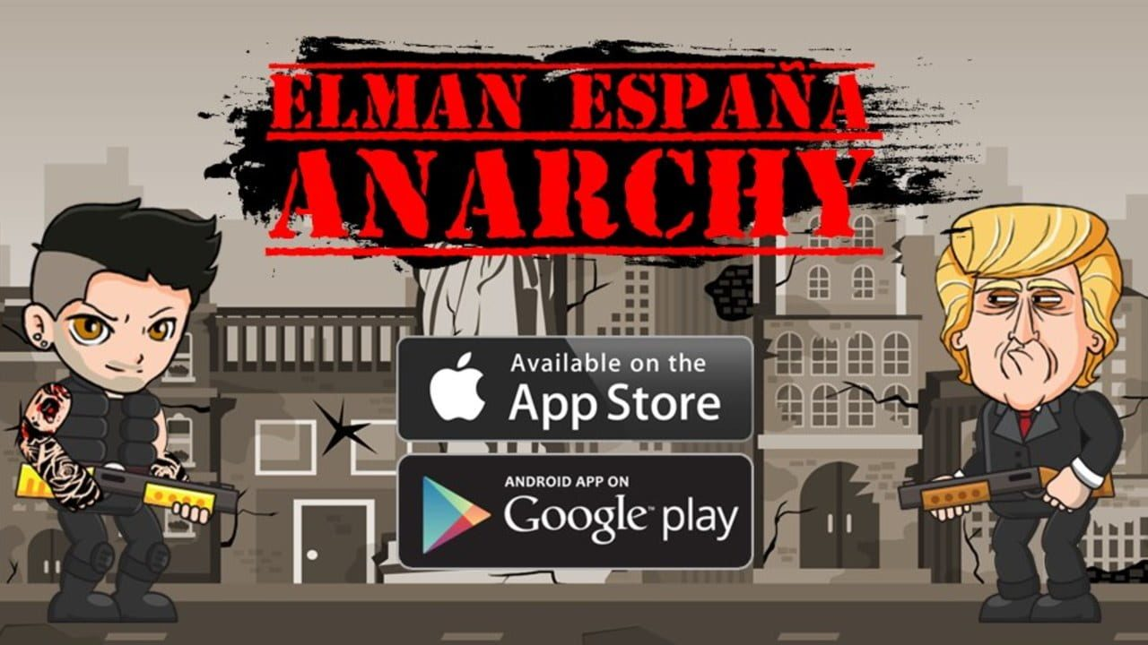 Elman España:Anarchy