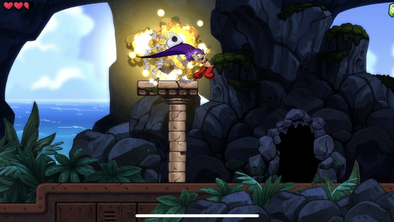 Shantae and the Seven Sirens Part 1