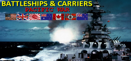 Battleships and Carriers - Pacific War