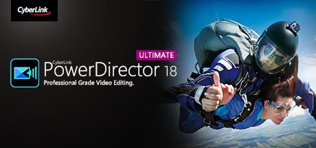 CyberLink PowerDirector 18 Ultimate - Video editing, Video editor, making videos