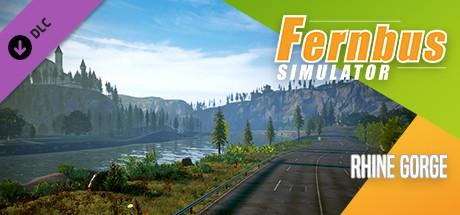 Fernbus Simulator - Rhine Gorge