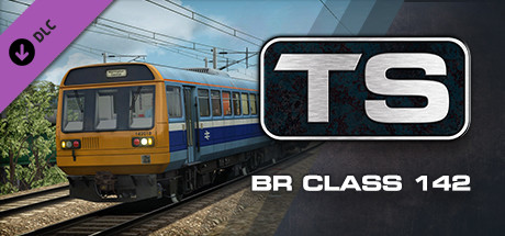 Train Simulator: Regional Railways BR Class 142 'Pacer' DMU