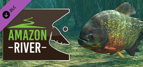 Ultimate Fishing Simulator VR - Amazon River DLC