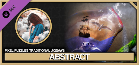 Pixel Puzzles Traditional Jigsaws Pack: Abstract