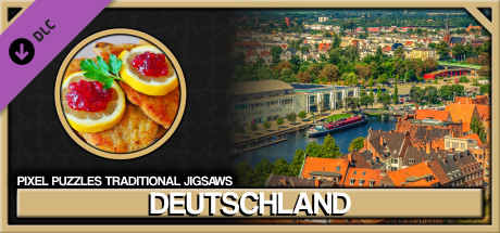 Pixel Puzzles Traditional Jigsaws Pack: Deutschland