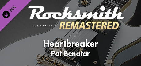 "Rocksmith 2014 Edition – Remastered – Pat Benatar - ""Heartbreaker"""