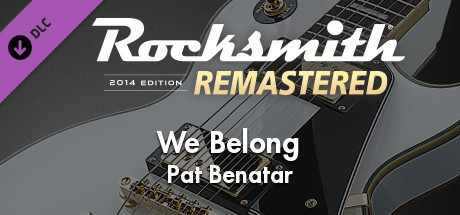 "Rocksmith 2014 Edition – Remastered – Pat Benatar - ""We Belong"""