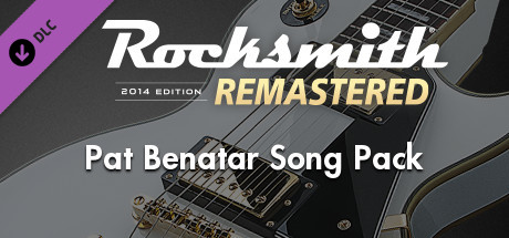 Rocksmith 2014 Edition – Remastered – Pat Benatar Song Pack