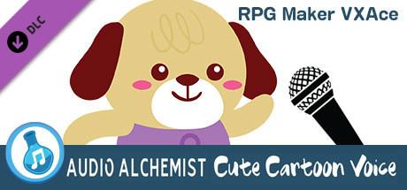 RPG Maker VX Ace - Cute Cartoon Voice Pack