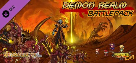 RPG Maker VX Ace - Demon Realm Battlepack