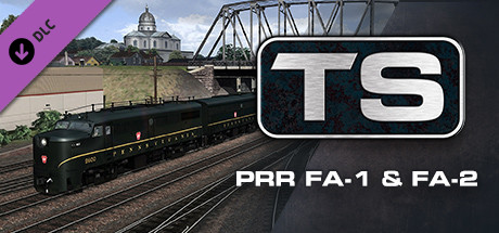 Train Simulator: PRR FA-1 & FA-2 Loco Add-On