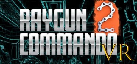 RAYGUN COMMANDO VR 2