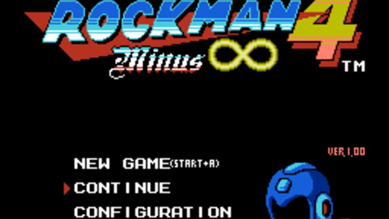 Rockman 4 Minus Infinity (2014)