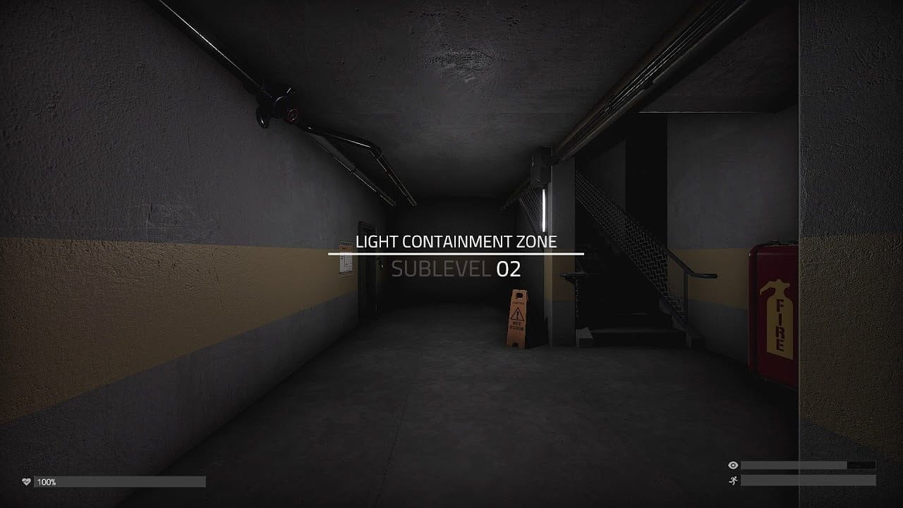 SCP - Containment Breach Unity Edition