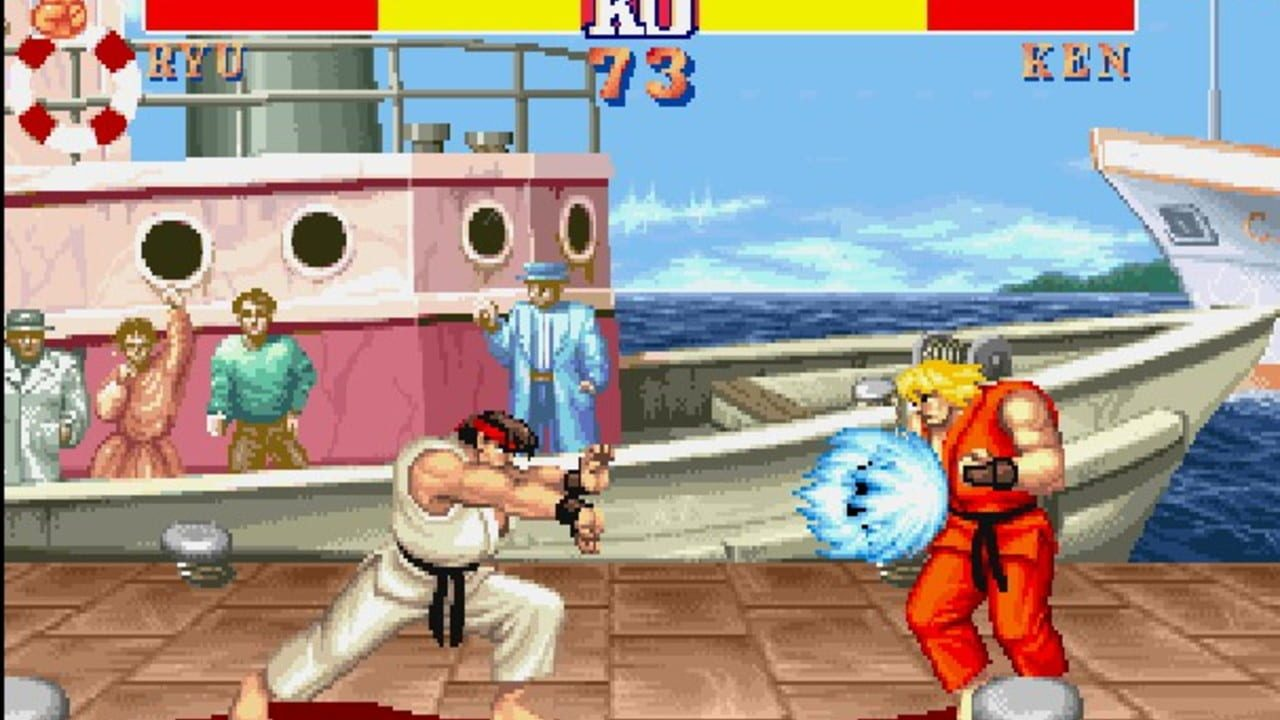 Capcom Generations 5: Street Fighter Collection 2