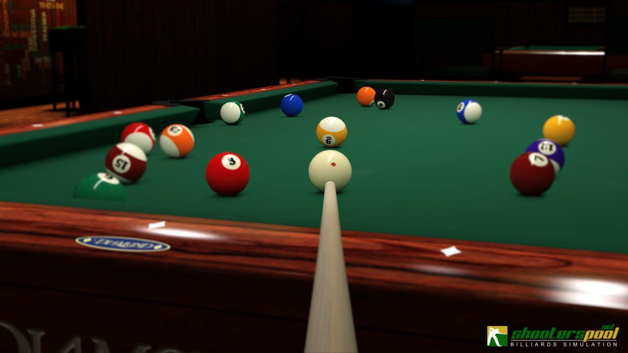 ShootersPool - Billiards Simulation