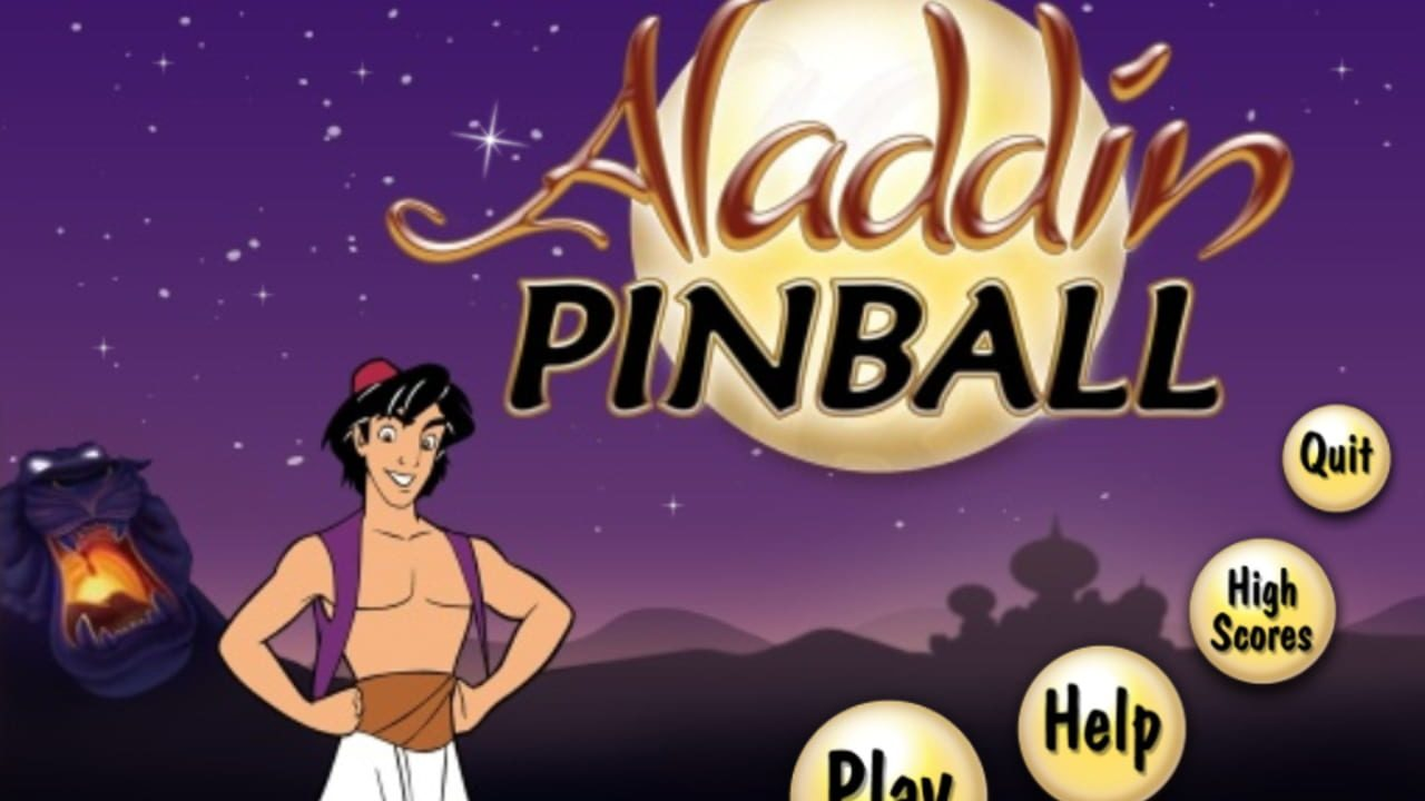 Aladdin Pinball