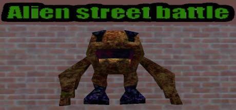 Alien street battle