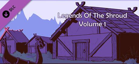 Blood Bond Into the Shroud - Legends of the Shroud - Volume 1 (PDF comic)